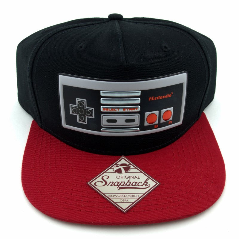 Offially Licensed NES Controller Hat by Bioworld