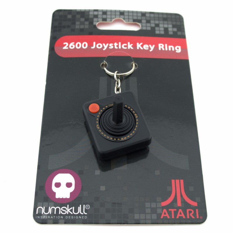 Officially Licensed Atari 2600 Joystick Key Ring