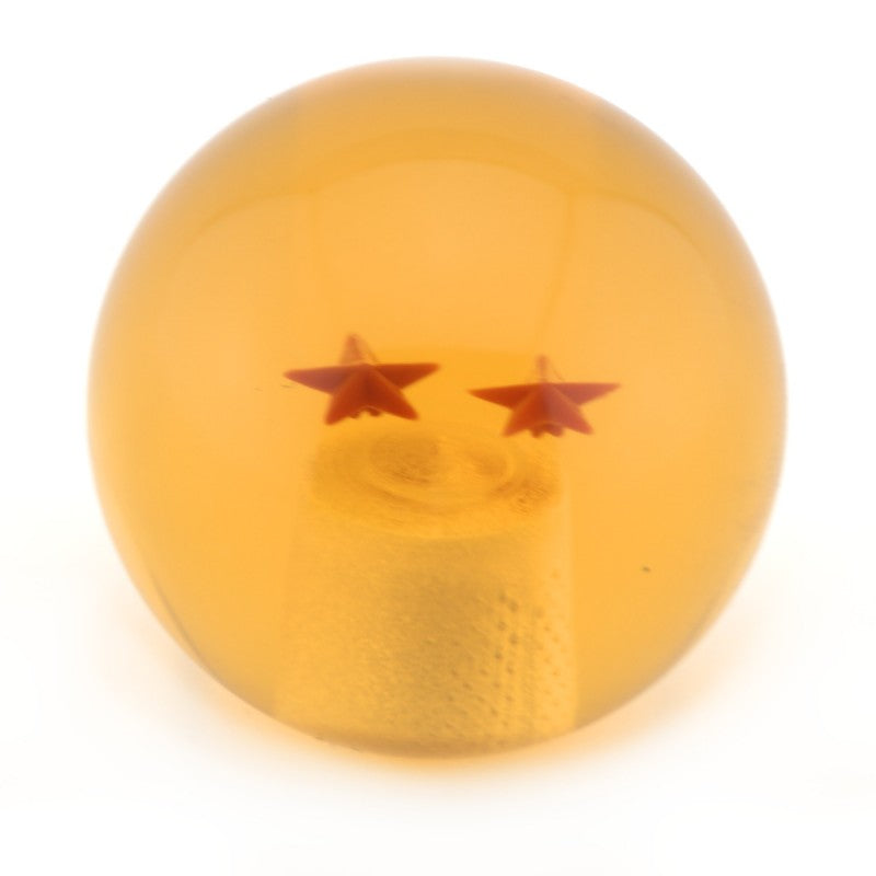 Paradise 2 Star Crystal Ball 35 mm Ball Top