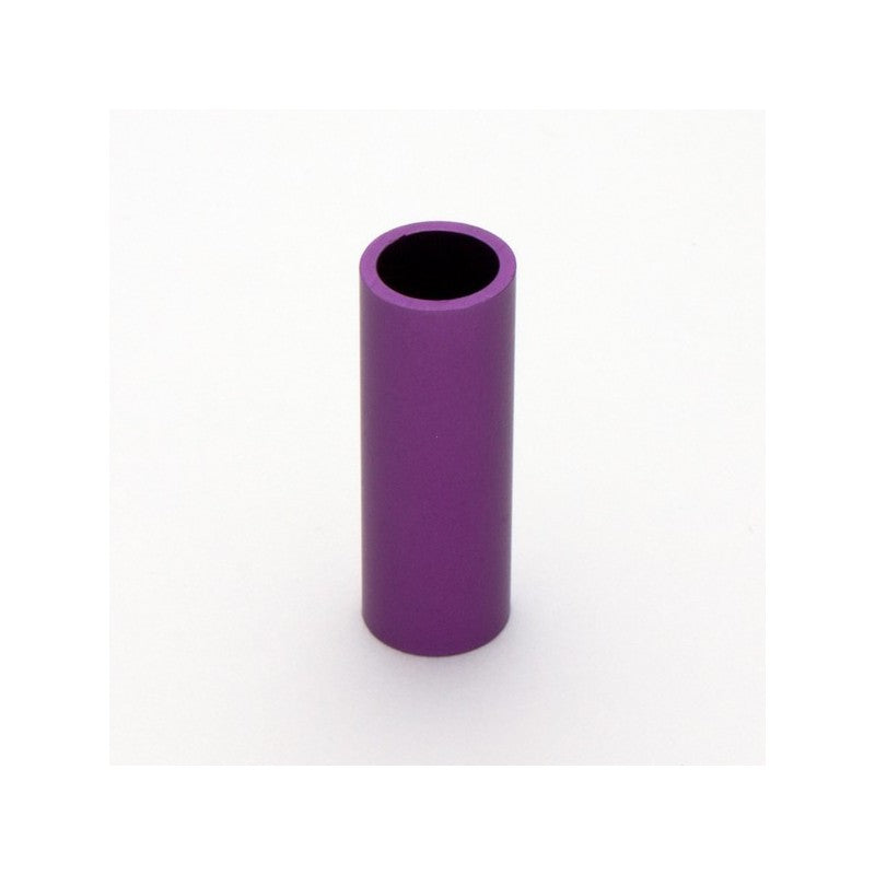 Paradise Purple Anodized Aluminum Shaft Cover