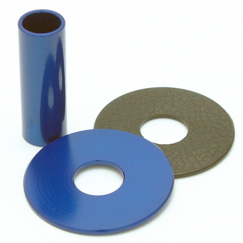 PAS JLF ALU Premium Shaft Cover and Dust Cover Pacific Blue