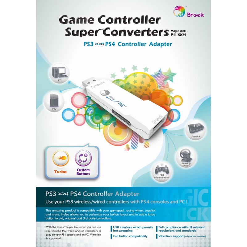 PS3 to PS4 Super Converter