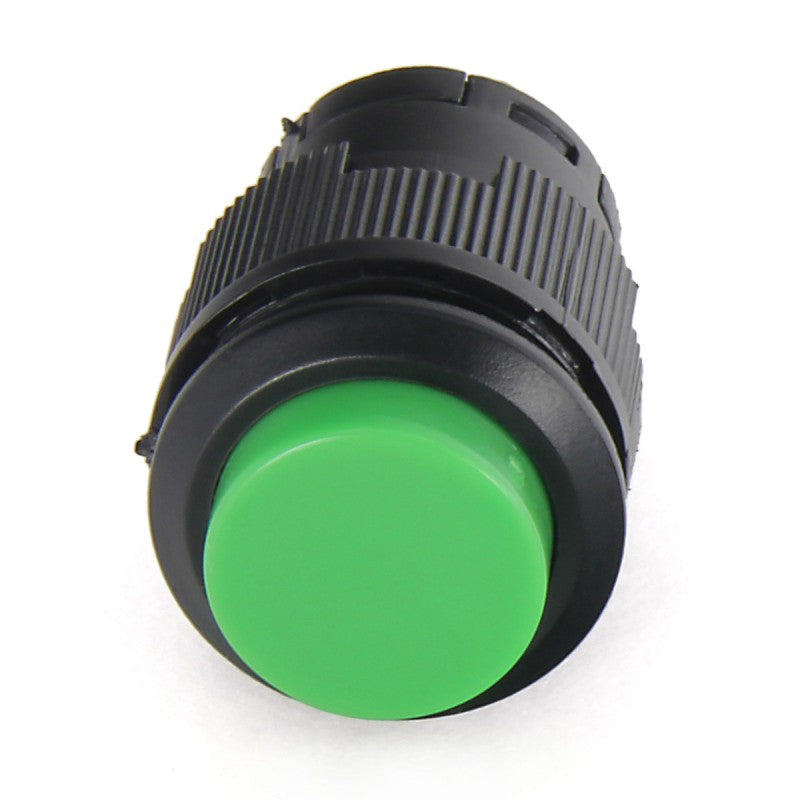 Samducksa Push & Lock 16 mm Button - Green