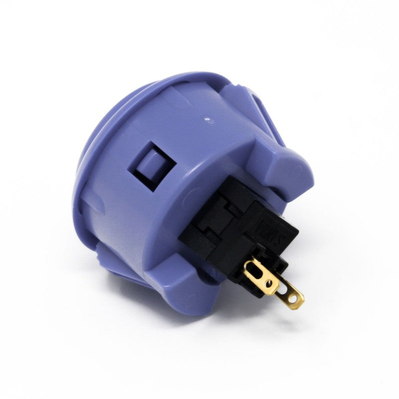 Sanwa OBSF-30 Snap-in Button - Dark Blue