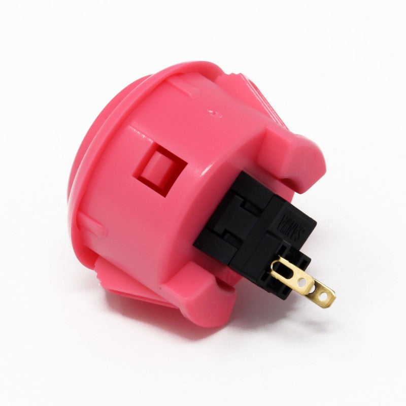Sanwa OBSF-30 Snap-in Button - Pink