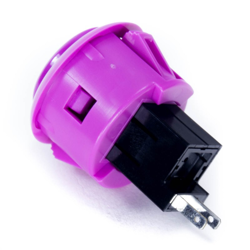 Sanwa OBSF-30RG Snap-in Button - Violet