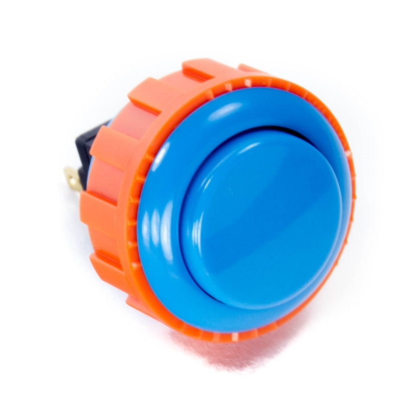 Sanwa OBSN-24 Screw-in Button - Blue