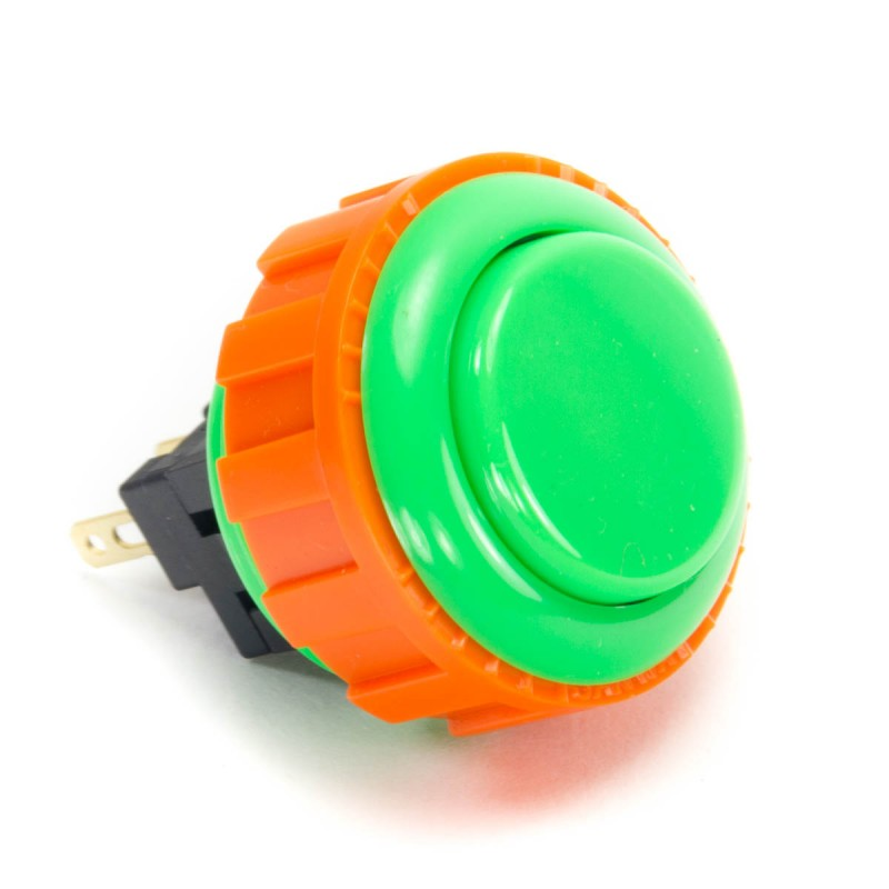 Sanwa OBSN-24 Screw-in Button - Green