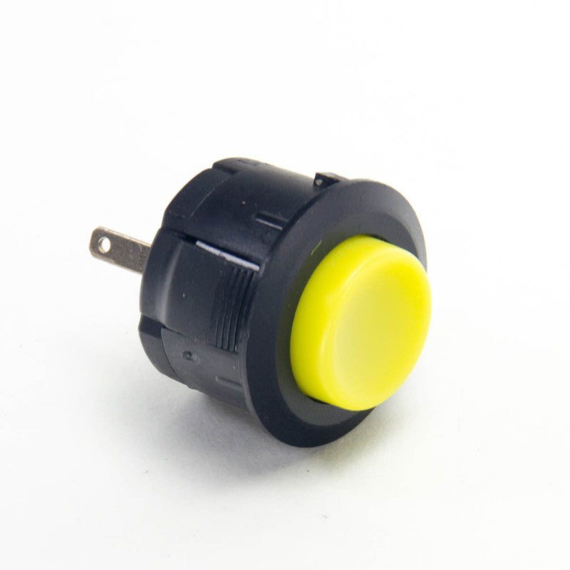 Sanwa SDM-20 Snap-in Button - Yellow