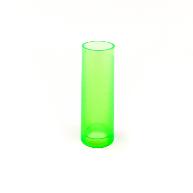 Seimitsu Clear Green Shaft Cover and Dust Cover Kit