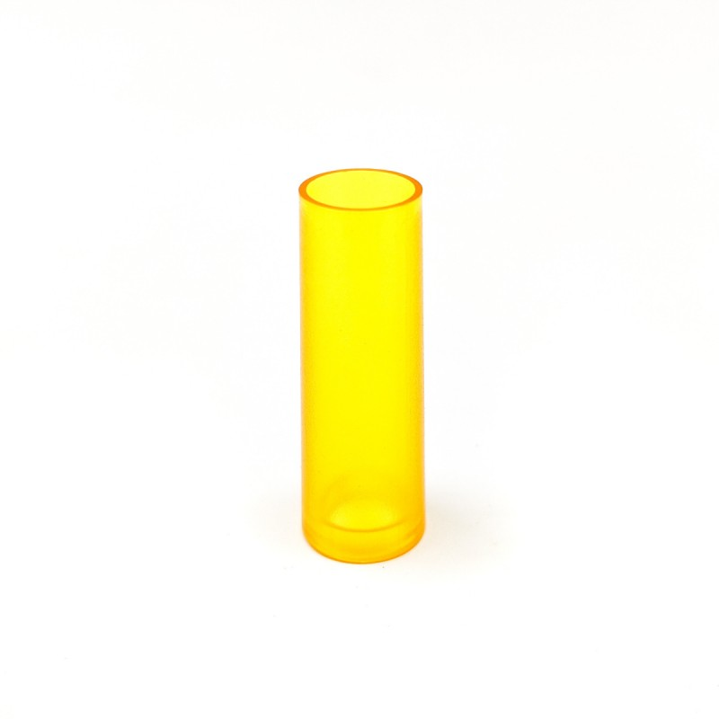 Seimitsu Clear Yellow Shaft Cover and Dust Cover Kit