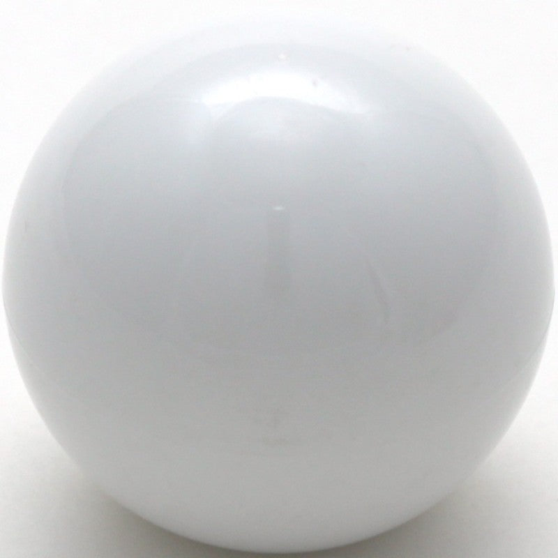 Seimitsu LB-30 Solid White Ball Top