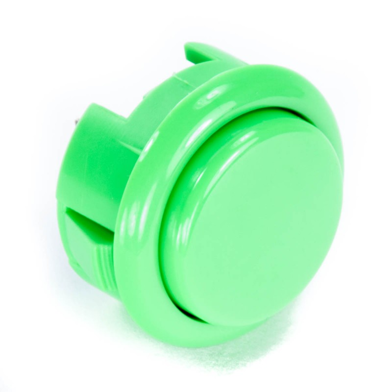 Seimitsu PS-15 30 mm Snap-in Button - Green