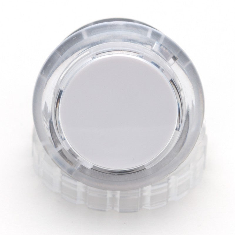 Seimitsu PSL-30N 30 mm Screw-in Button - Clear White