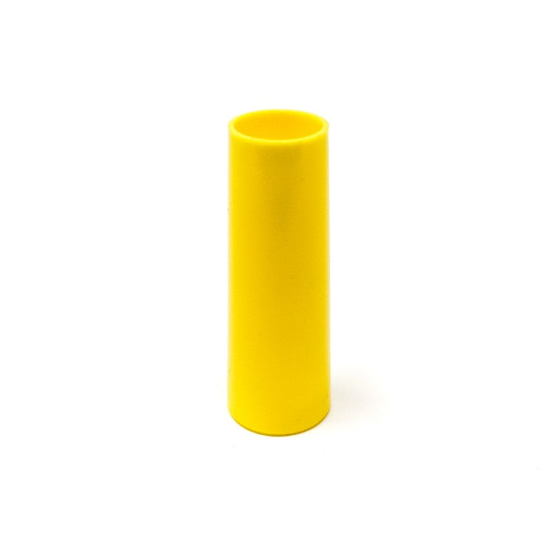 Seimitsu Solid Yellow Shaft Cover and Dust Cover Kit