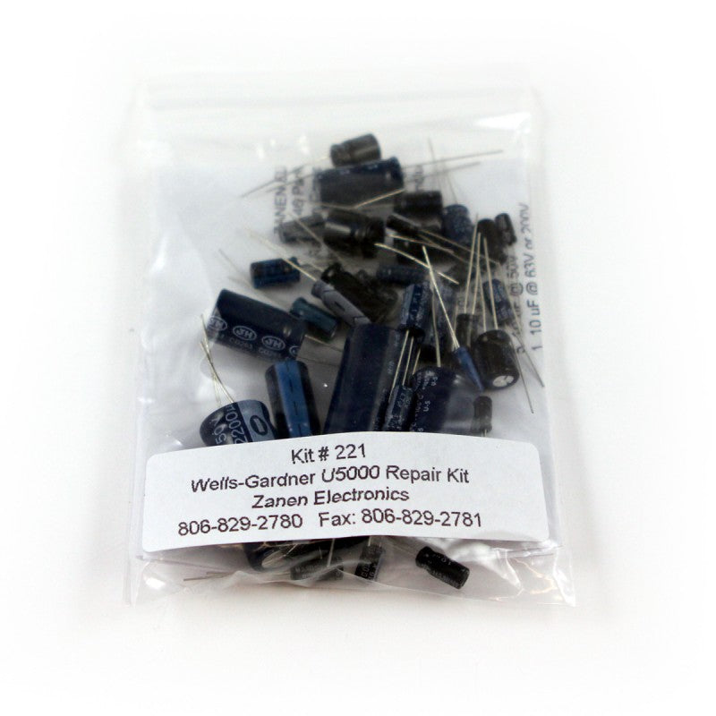"U5000 25"" and 27"" Color Monitor Cap Kit"