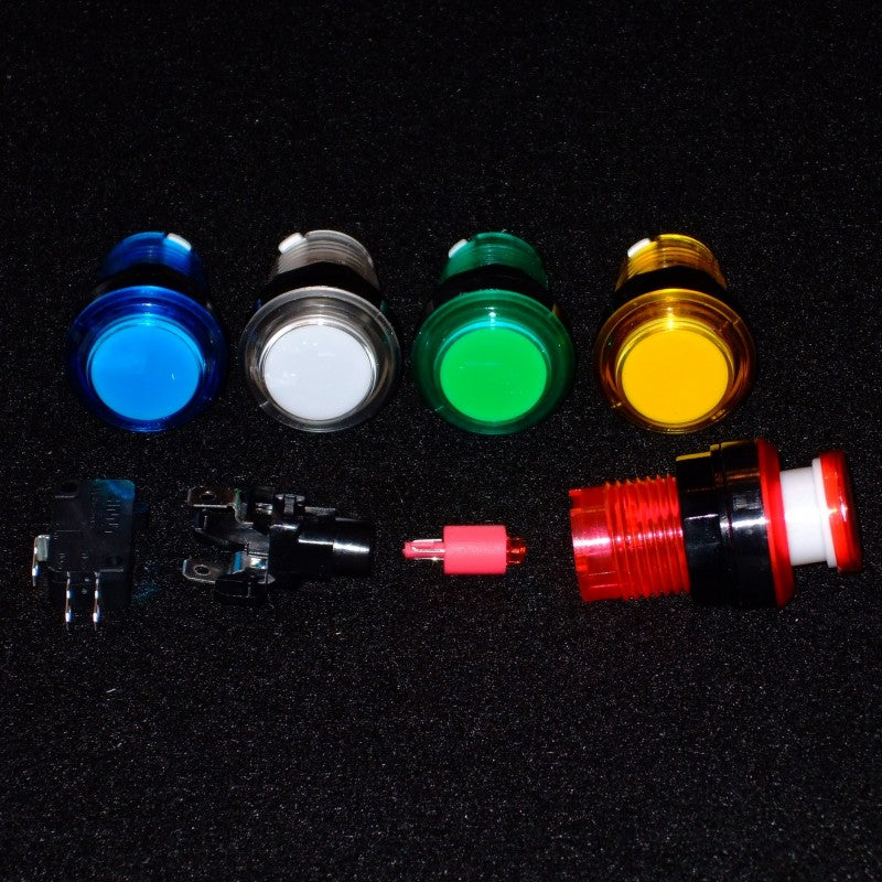 WHITE 12 volt led for pushbuttons