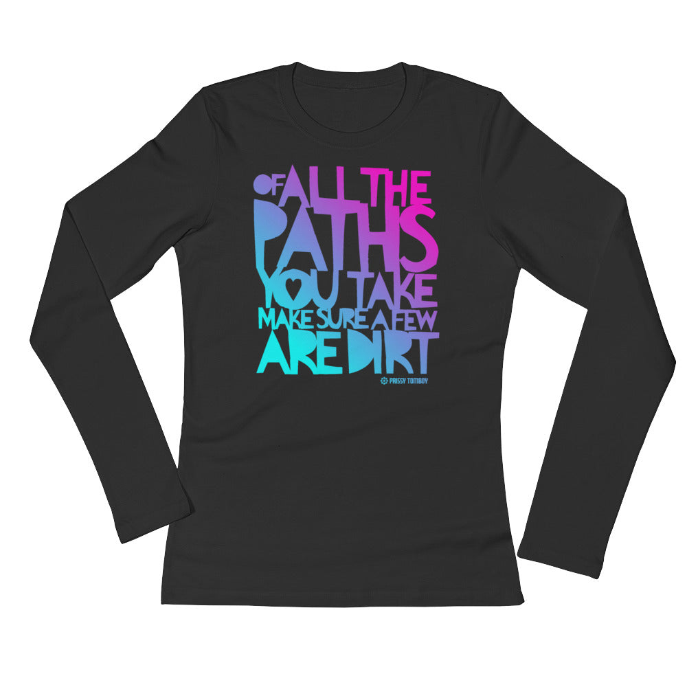 Ladies' Long Sleeve T-Shirt