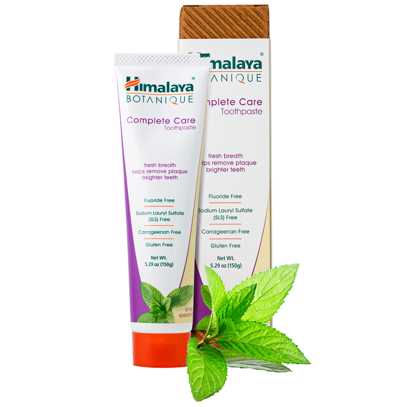 Simply Spearmint Complete Care Toothpaste
