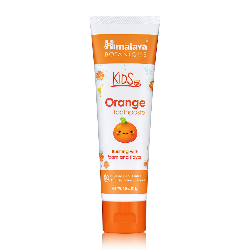 Kids Toothpaste - Orange