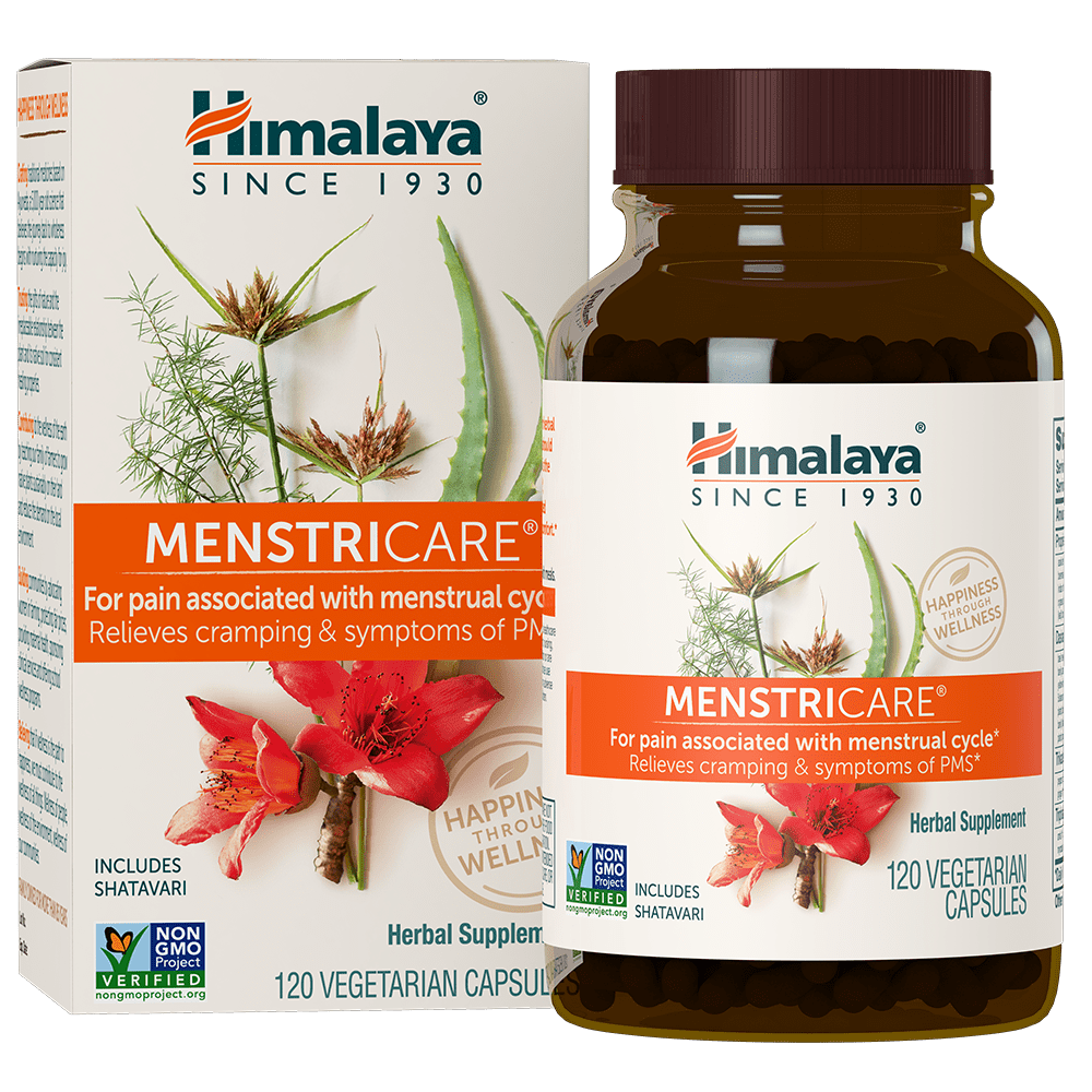 Menstricare - for pain associated with menstrual cycle