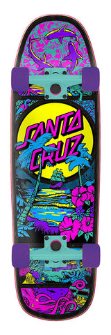 Time Warp Cruzer Shaped Board- Santa Cruz