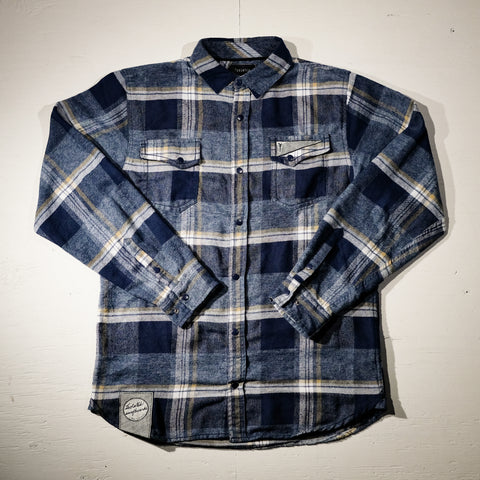 Isolated Flaggers Flannel