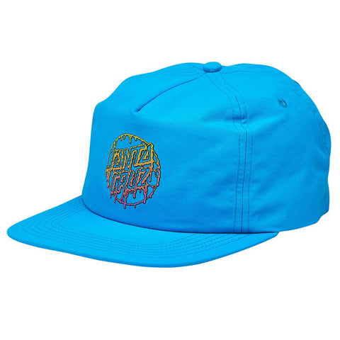 Toxic Dot Snapback Unstructured Hat