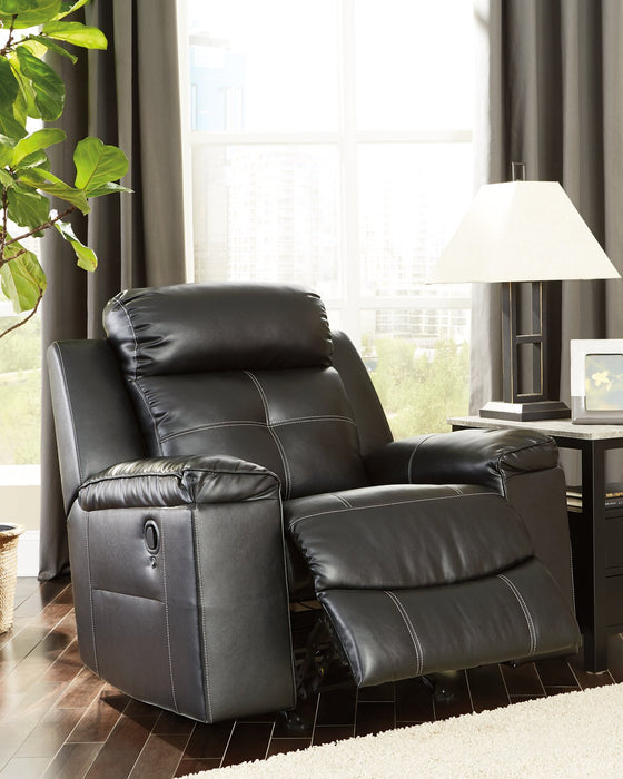 Kempten Signature Design by Ashley Recliner