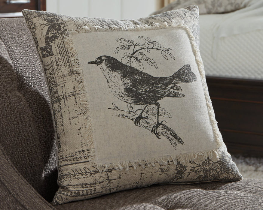 Monissa Signature Design by Ashley Pillow Set of 4
