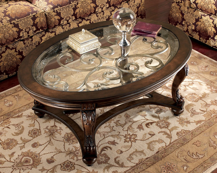 Norcastle Signature Design by Ashley Cocktail Table