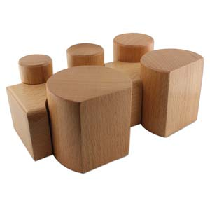 Wood Bending Block with 5 Rollers