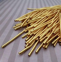 Gold Colour 1.88 mm Extra Heavy French Wire Gimp Bullion Wire