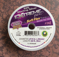 Soft Flex Extreme 925 Sterling Silver 30 ft