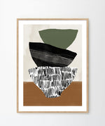 Load image into Gallery viewer, 'Bowls' Art Print