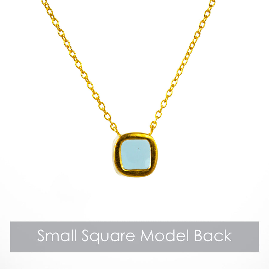 Sucrée Necklace | Purple Amethyst | Small Model - LIMITED EDITION
