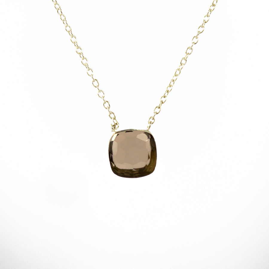 Sucrée Necklace | Smoky Quartz | Small Model - LIMITED EDITION