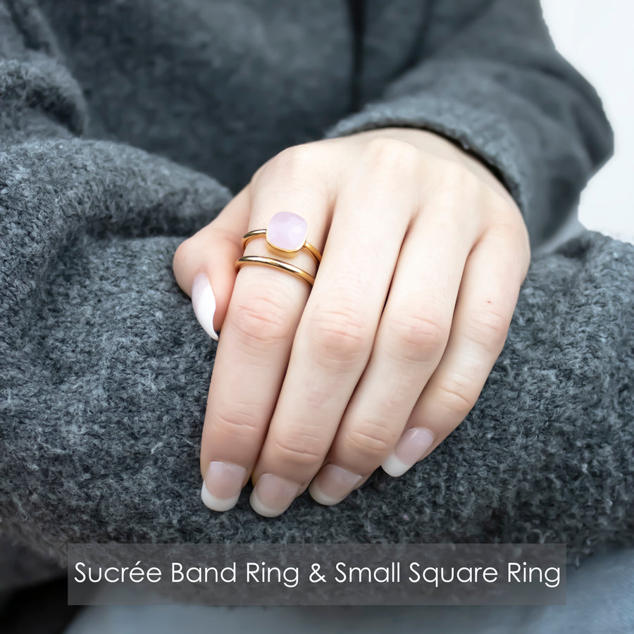 Sucrée Band Ring