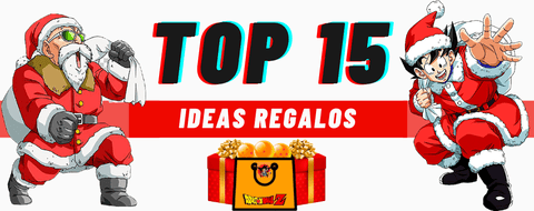 TOP 15 Ideas de Regalos Dragon Ball