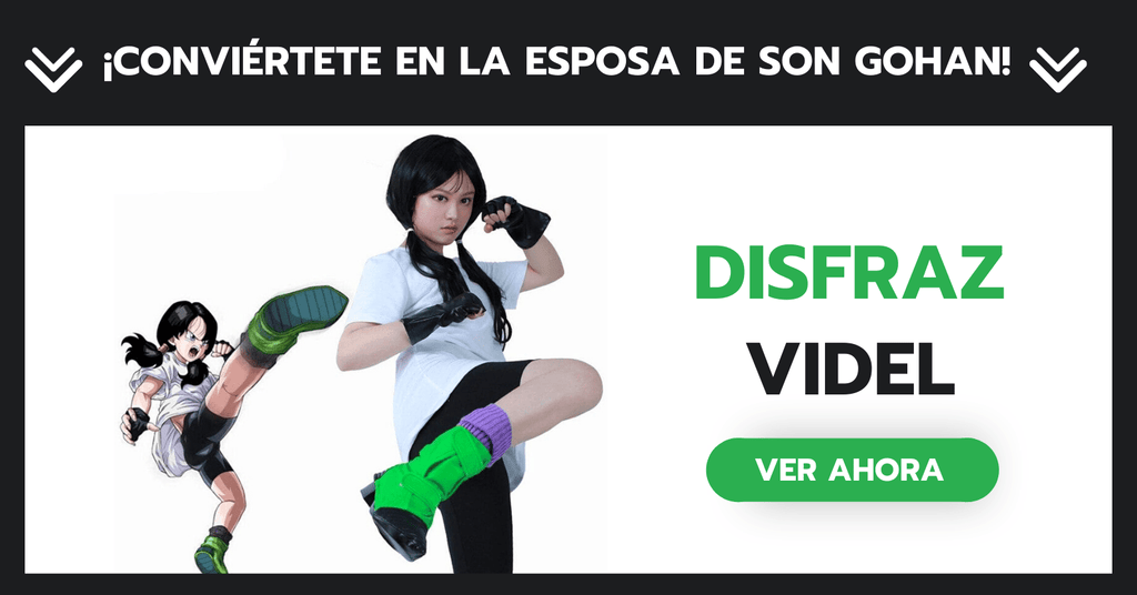 disfraz-dragon-ball-videl