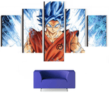 cuadros-dragon-ball-goku-azul