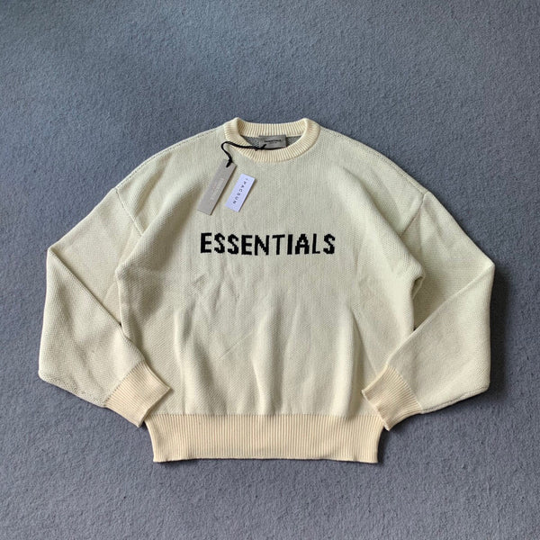 Fog Essentials Core Logo Sweater