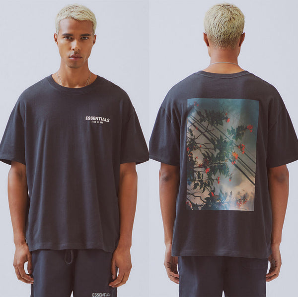 FOG Essentials Boxy Photo Series Tee