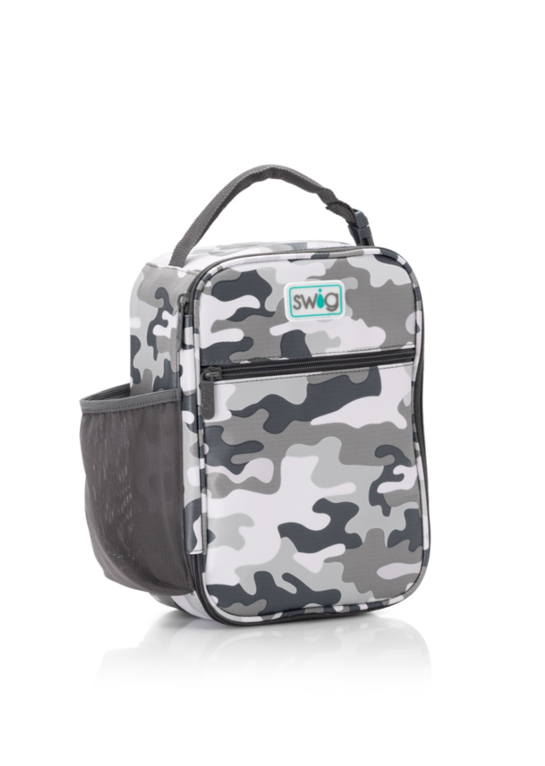 incognito camo boxxi lunch bag