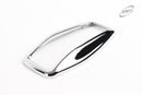 For Hyundai Tucson 2009 - 2010 Chrome Trim Set Washer Jet & Indicator Covers