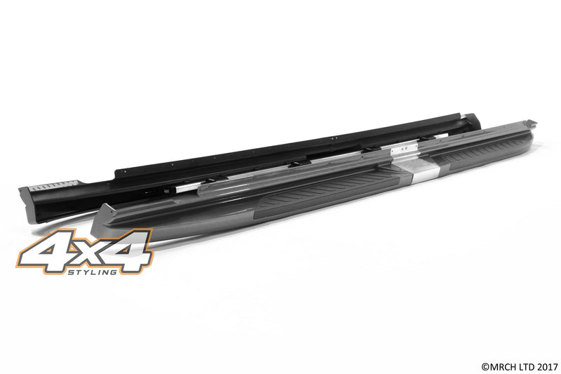 For Hyundai i800 / iLoad Side Steps Running Boards Set Type 2