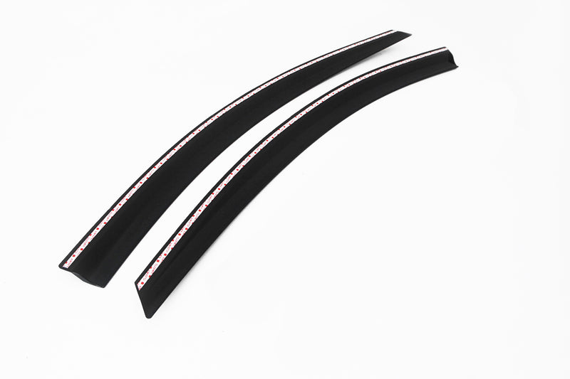 Auto Clover Wind Deflectors Set for Renault Megane 2008 – 2016 Front only 2 pcs