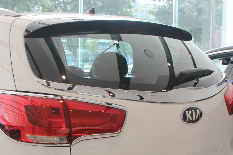Auto Clover Chrome Boot Window Trim for Kia Sportage 2010 - 2015