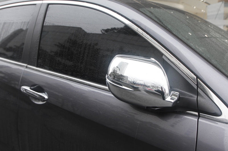 Auto Clover Chrome Wing Mirror Cover Trim Set for Honda CRV 2012 - 2017