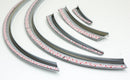 Auto Clover Chrome Wheel Arch Trim Set for Audi A6 2011 - 2018